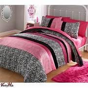 Pink Bedroom Set by Girls Pink Comforter Set Queen Full Size Bedding Reversible Comforters Bedroo