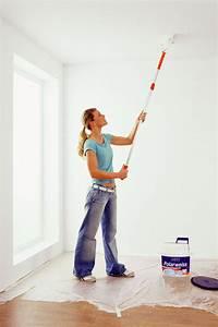 Wände Weiß Streichen : renovieren streichen tapezieren sanieren und gestalten ~ Frokenaadalensverden.com Haus und Dekorationen