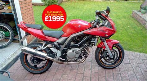 Suzuki Sv650s For Sale by Bike Of The Day Suzuki Sv650s