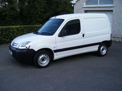 peugeot partner 2005 used commercials sell used trucks vans for sale