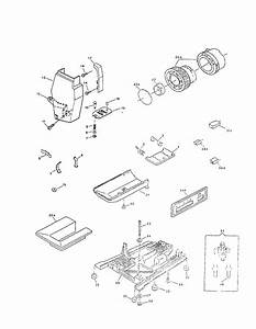 Singer Model 4572 Mechanical Sewing Machines Genuine Parts