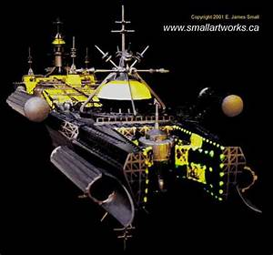 Ships from the movie 'The Black Hole'   Spacebattles Forums
