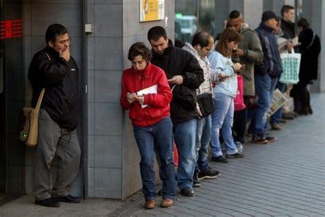 bureau enregistrement des entreprises l exclusion sociale en forte hausse en espagne la croix