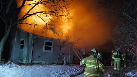Early Video Working House Fire In Whitehall Pa