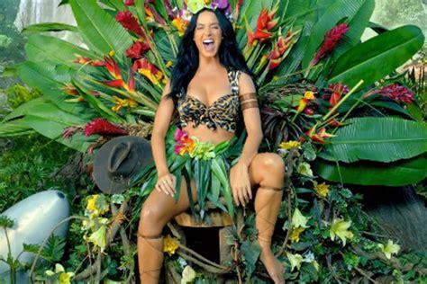 [watch] Katy Perry 'roar' Music Video