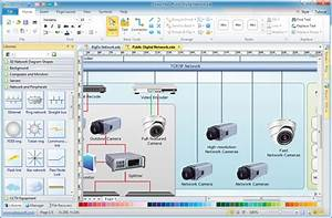 Edraw Network Diagram Software