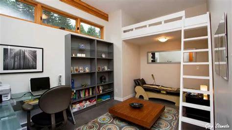 Small Studio Loft Apartment Ideas