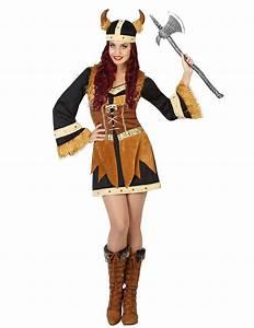 Costumes Viking Femme