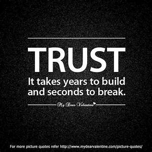 Sad Quotes | Betrayal friendship quotes - Trust it takes ...