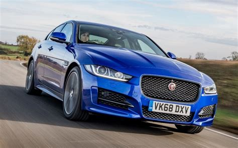 jaguar xe    sport review cramped  thirsty