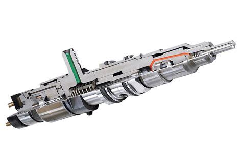nissan cummins engine mechanical heui and common rail injectors basic