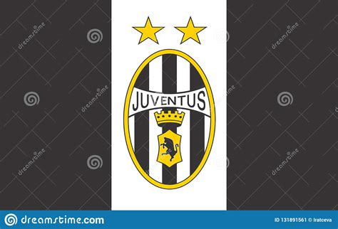 Flag Football Club Juventus, Italy Editorial Photo - Image ...