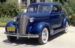 1938 Chevrolet Coupe Pick Up