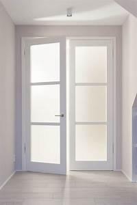 Wohnzimmertür Mit Glas : die besten 20 glast ren ideen auf pinterest glast ren doppelfl gelige t r schiebet r ~ Watch28wear.com Haus und Dekorationen