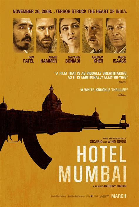 hotel mumbai brings indias   life   chilling