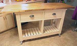 White Kitchen Cart With Butcher Block Top temasistemi net