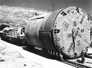 ماشین های حفر تونل TBM | مطالب عمرانی
