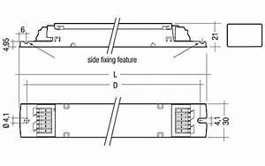 Tridonic T5 Combo High Frequency Ballast 2 X 35w No