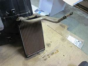 How To  1985 4runner Heater Core Removal