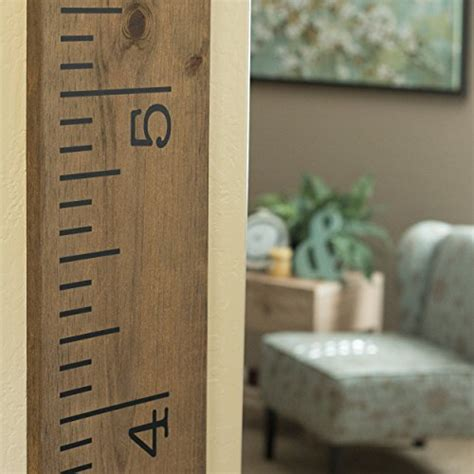vinyl growth chart single transfer  easy application