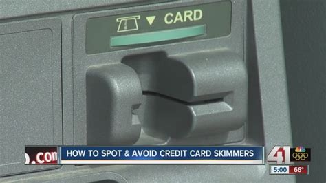 how to spot a credit card skimmer more thieves using credit card skimmers kshb com 41 action news