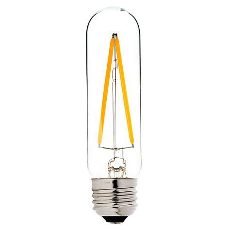 t10 led filament bulb 20 watt equivalent vintage light