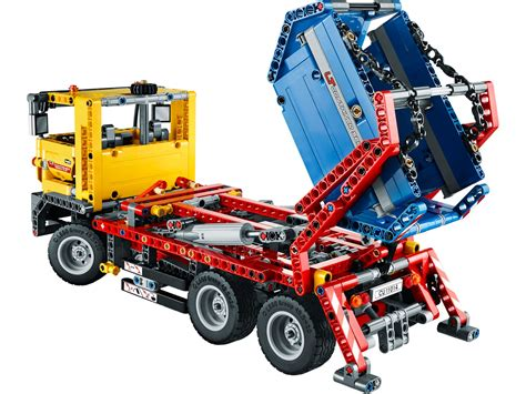 container truck  technic brick browse shop lego