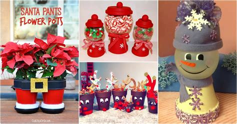 clay pot christmas decorations 20 diy clay pot decorations that add charm to your d 233 cor diy crafts