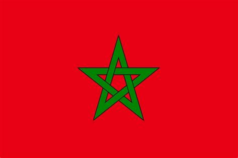 Maroc  Carte Maroc, Armoiries Et Drapeau Maroc
