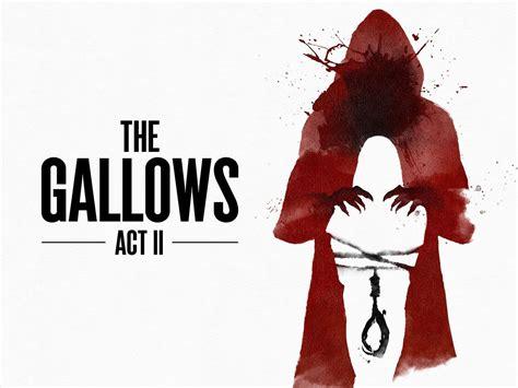 sadly  gallows act ii     magic