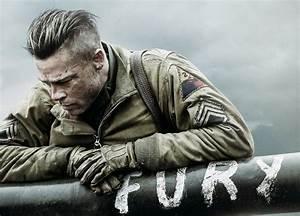 Brad Pitt regresa al campo de batalla