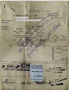 Document Cession Vehicule : prix d une carte grise quel prix pour une carte grise carte grise express calculer le prix d ~ Gottalentnigeria.com Avis de Voitures