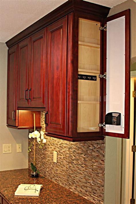 blind corner cabinet hidden storage