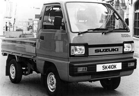 Suzuki Carry 1 5 Real Wallpaper by Suzuki Carry Uk Spec Sk410k 1985 91 Wallpapers