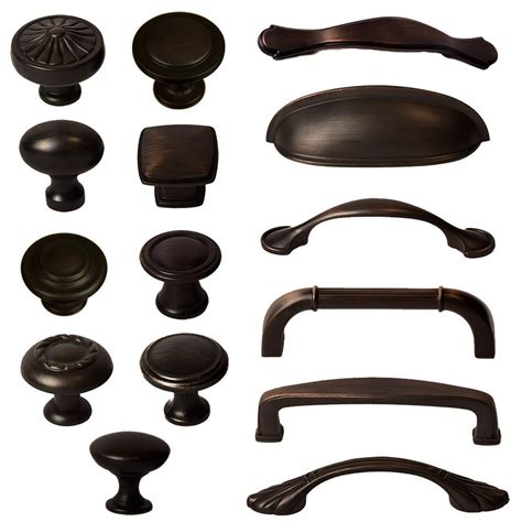 oil rubbed kitchen cabinet hardware cabinet hardware knobs bin cup handles and pulls oil
