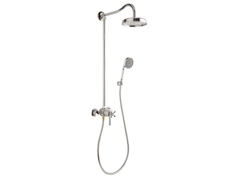 Colonne De Douche Thermostatique Collection Axor Carlton