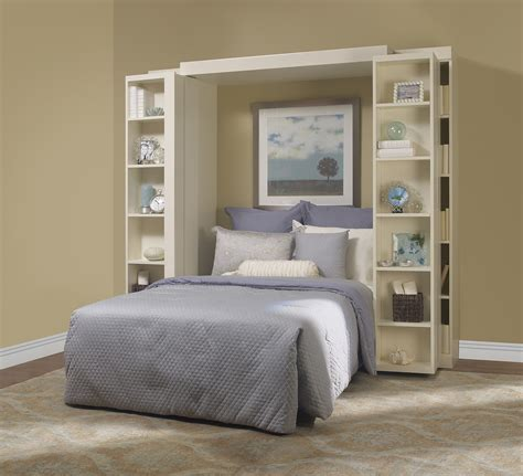 hidden murphy bed bookcase wall unit magnificent folding bookcase in bedroom traditional with