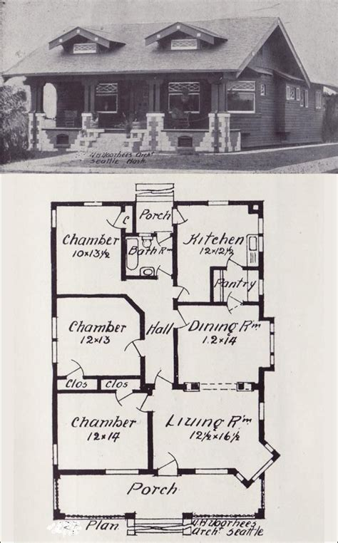 early floor plans great lake house vintage house plans craftsman style