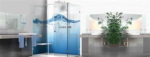 Fugenlose Wandverkleidung Bad : duschr ckw nde in n rnberg f rth erlangen glasbau brehm ~ Michelbontemps.com Haus und Dekorationen