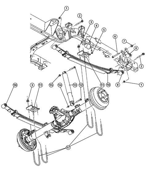 98 dodge dakota front suspension diagram dodge auto