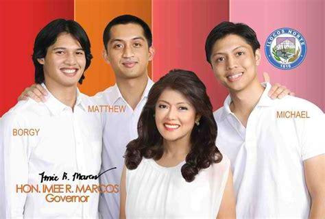 michael constantino iii grandchildren of ferdinand e marcos bagong lipunan