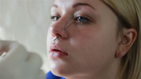 pirsing nosa nose piercingtanya godorozha youtube