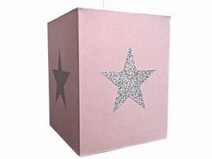 Plafonnier Chambre Fille : plafonnier rose chambre fille ~ Teatrodelosmanantiales.com Idées de Décoration