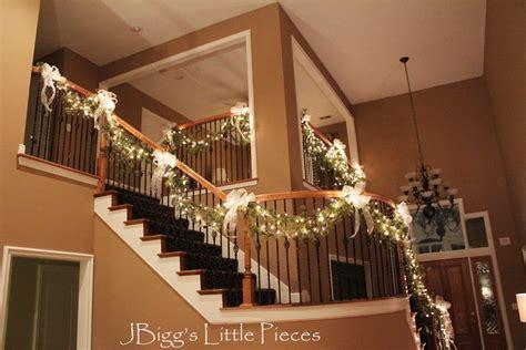 ideas  decorar escaleras en navidad  como organizar