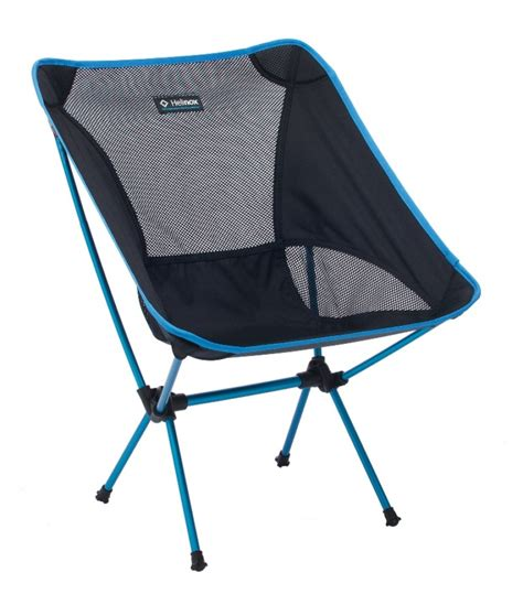 Big Agnes Helinox Chair One gear guide climbingreport