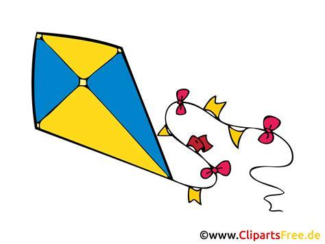 drachen steigen lassen bild clipart illustration grafik