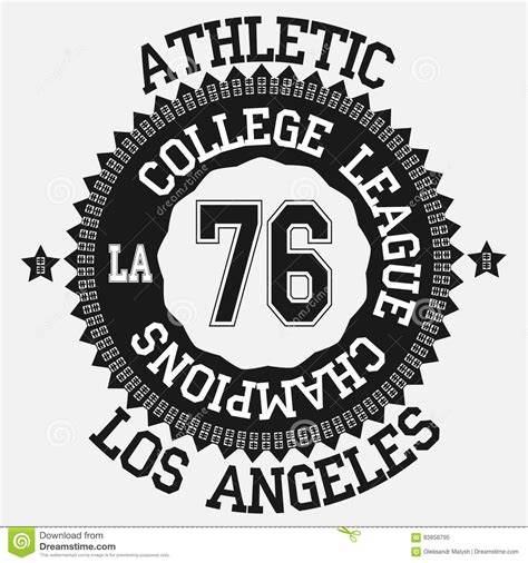 graphic design los angeles basketball illustrations vector stock images