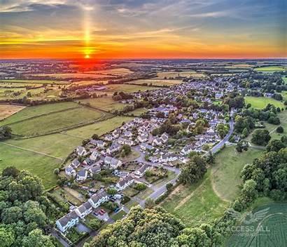 Kirtlington Oxfordshire Village Heart Main
