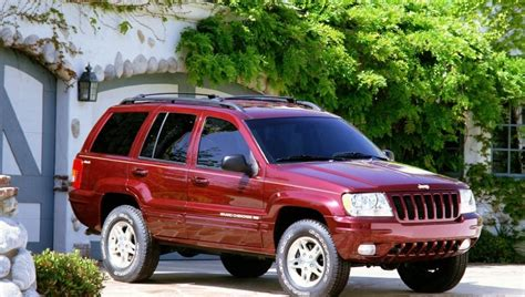 99 Jeep Grand by Jeep Grand 1999 2001 Opiniones Datos T 233 Cnicos