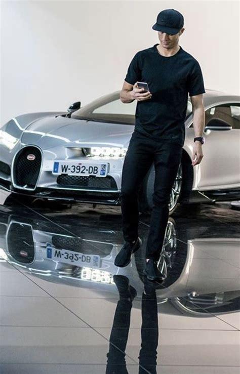The juventus star already boasts one of the most extensive. Ronaldo standing in front of his $3 million Bugatti Chiron.   Ronaldo, Cristiano ronaldo ...